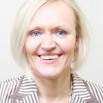 Næstformand Carina Mårtensson