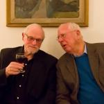 Jan Troell i samtale med forfatter Klaus Rifbjerg