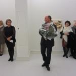 Billedkunstner Leonard Forslund modtager af Dansk-Svensk Kulturfonds pris 2011