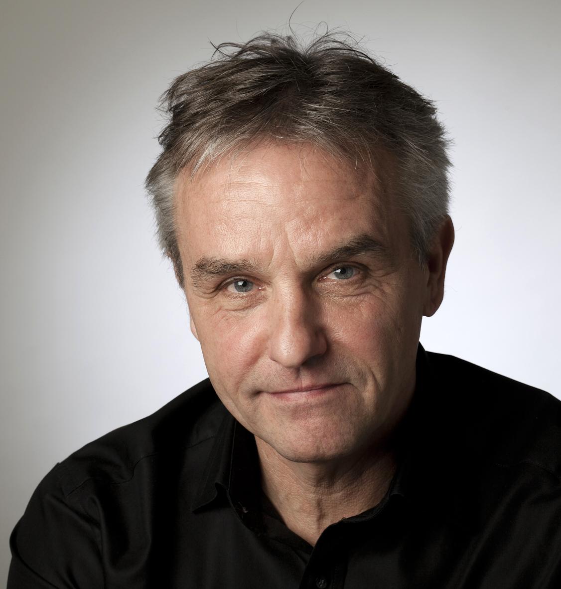 Forfatter Jens Andersen, modtager af Dansk Svensk Kulturfonds Kulturpris 2017